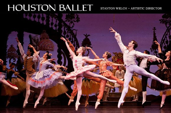 Get orchestra seats to four ballets for just $99 total as part of Houston Ballet's Family Series! The perfect introduction ...