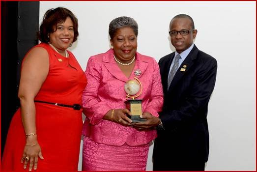 Jamaica's first female director of tourism, Carrole Guntley, is the recipient of this year's Lifetime Achievement Award, the Caribbean Tourism ...