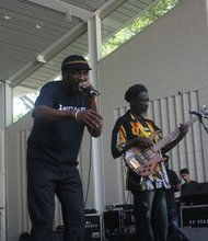 Crucial Bridge and the Inity Band