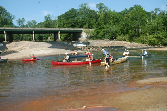 Nature enthusiasts can paddle 5.5 miles down the South River in a canoe on June 28 and learn about South ...