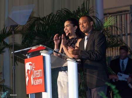 """The U.S. Dream Academy celebrated its 13th annual """"Power of A Dream"""" Gala on Wednesday at the Washington, D.C. Hilton ..."""
