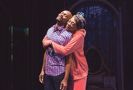 "Center Stage wraps up its 2014 season with the heartwarming comedy ""Wild with Happy,"" by award-winning playwright Colman Domingo."