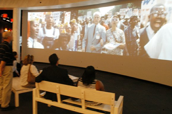 The long anticipated National Center for Civil and Human Rights opens its doors on June 23 with interactive exhibits designed ...