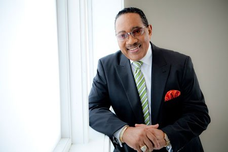 "Gospel TV legend Dr. Bobby Jones is busy promoting his first CD in seven years ""Rejoice with Me"" (EchoPark JDI/ ..."