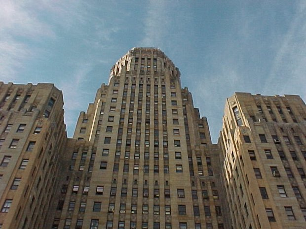 The city of Buffalo recently secured close to 100 jobs in its downtown business district with a deal to secure the headquarters of Blue Bridge Financial. Photo Courtesy of City of Buffalo.