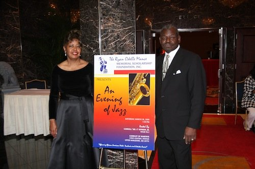 The Ryan Odelle Mance Memorial Scholarship Foundation, Inc. will hold its 6th annual Evening of Jazz and Scholarship Dinner on ...