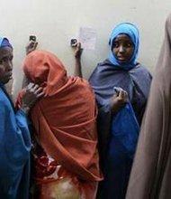 Somalis facing deportation