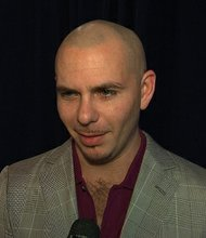 Pitbull is an accomplished businessman. His stage name has a meaning - Pitbull has had run-ins with other celebs