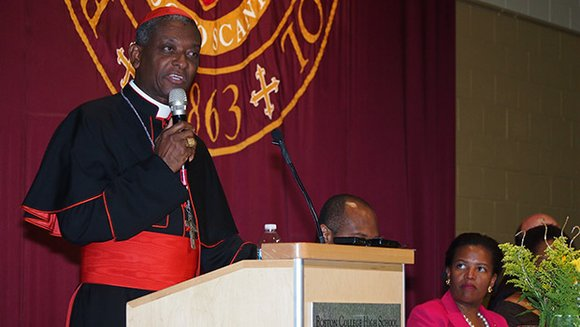 When the Vatican announced that Haitian Bishop Chibly Langlois would be elevated to the College of Cardinals, it was a ...