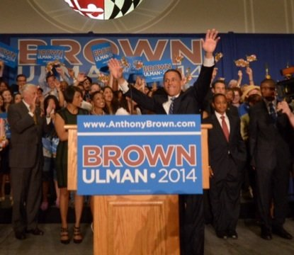 Maryland Lt. Gov. Anthony Brown handily defeated a slate of Democratic opponents last week and won the nomination to succeed ...