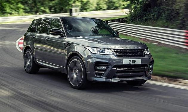Overfinch debuts their own Range Rover Sport Supercharged | Houston ...