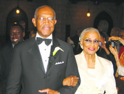 Rev. and Mrs. James Forbes Jr. celebrate 50th wedding anniversary