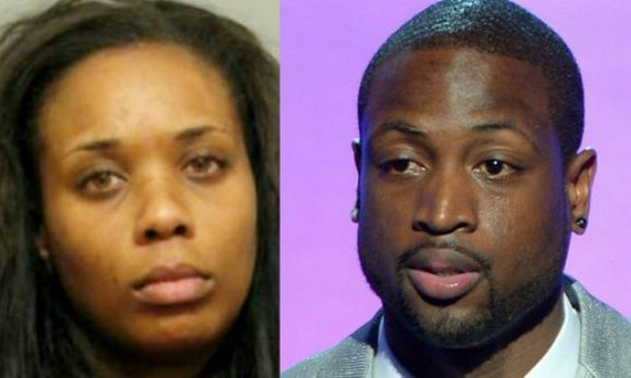 As much as NBA star Dwyane Wade tries to be done with his ex-wife Siovaughn Funches, she finds another way ...