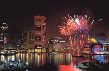 Celebrate the Fourth of July with live music and celebratory fireworks at Baltimore's Inner Harbor. The Ports America Chesapeake Fourth ...