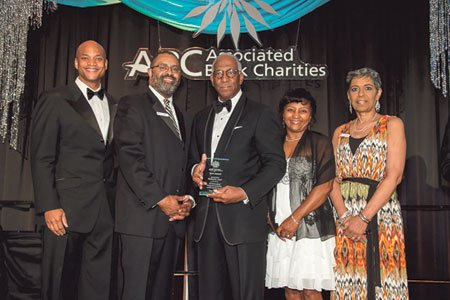 The Associated Black Charities (ABC) honored Michael E. Cryor, Chair of the University of Maryland School of Medicine (UM SOM) ...
