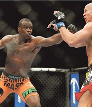 Ovince St. Preux and Ryan Jimmo
