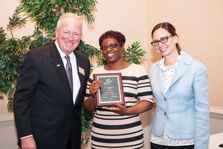 Baltimore City resident Renee Gillis recently won The Arc Baltimore's School Inclusion Award, which recognizes a professional who has demonstrated ...