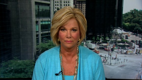 "A tiny spot on a precautionary ultrasound that former ""Good Morning America"" co-host Joan Lunden received after getting an all-clear ..."