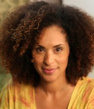 On the set of Mommy and Chief. Provided by Karyn Parsons.