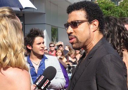 Hello BET. Was it Lionel Richie you were looking for?