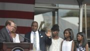 Ras Baraka swearing in.