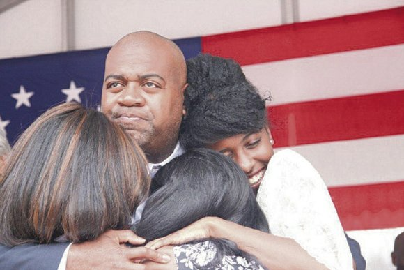 At his huge inauguration on Tuesday, July 1, Baraka reminded everyone that he would fully represent the people of Newark. ...
