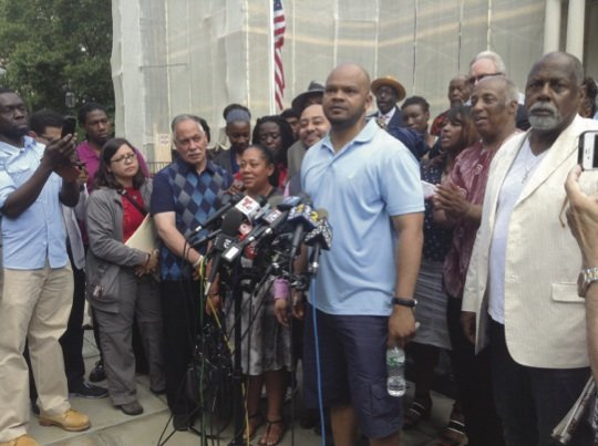 """New York City Mayor Bill de Blasio finally made good on his campaign promise concerning the """"Central Park Five."""""""