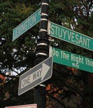 Spike Lee street