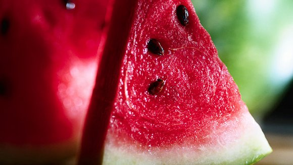 Watermelon not only tastes good, it is chock full of nutrients the body requires to function efficiently.