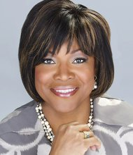 Valerie Montgomery Rice (Courtesy of msm.edu)
