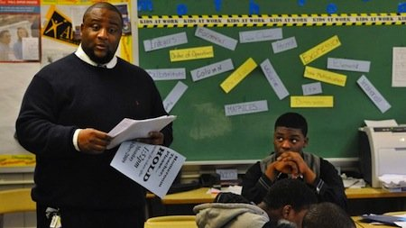 A group of African-American male educators and administrators in Pennsylvania have joined forces to encourage youths to consider a career ...