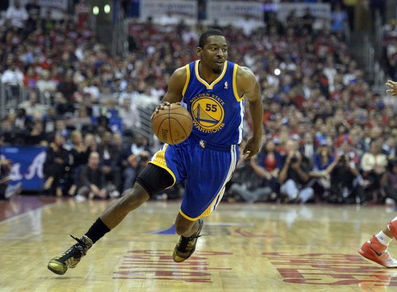 The Golden State Warriors are willing to facilitate a sign-and-trade deal for free agent Jordan Crawford because of their logjam ...