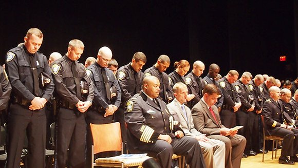 Police officials are reaching out to prospective recruits in Boston's black, Latino, Asian communities. City Councilor Michael Flaherty proposes ordinance ...