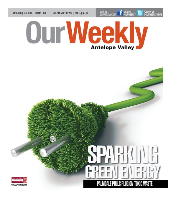 The city of Palmdale is continuing its quest to become one of the nation's most energy-efficient municipalities by virtue of ...
