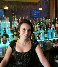 Laura Munera -- Originally from Colombia and owner of Amore Cuba.