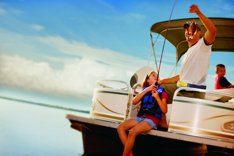 Fish and boat for family fun houston style magazine for Take me fishing org