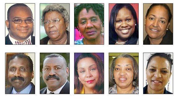 The 20 people seeking appointment to be DeKalb's interim District 5 commissioner include well-known community leaders, advocates and activists, a ...