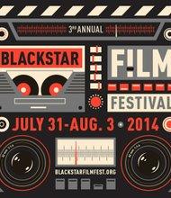 Blackstar Film Festival P{oster