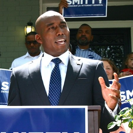 """Edward """"Smitty"""" Smith is merely the latest to formally make a bid in the inaugural race for District attorney general, ..."""