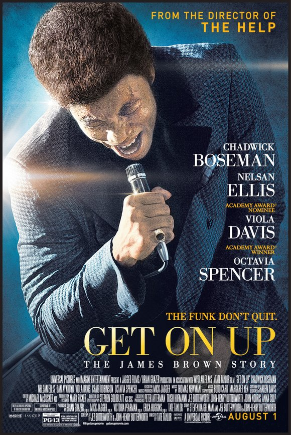 Enter to win a pair of passes to the special screening of Get On Up on TUESDAY, JULY 29, 7:00PM. ...