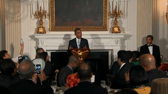 The White House Iftar dinner was started by former President Bill Clinton. President George W. Bush continued the tradition after ...