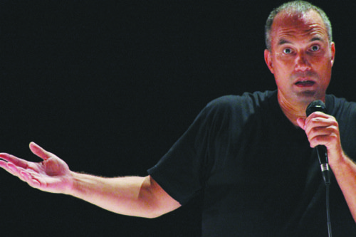 "Roger Guenveur Smith is currently starring in a one-man show, ""Rodney King,"" at the Woolly Mammoth Theatre Company in Northwest, ..."
