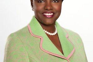 Dorothy Buckhanan Wilson, International President of Alpha Kappa Alpha Sorority, Inc.