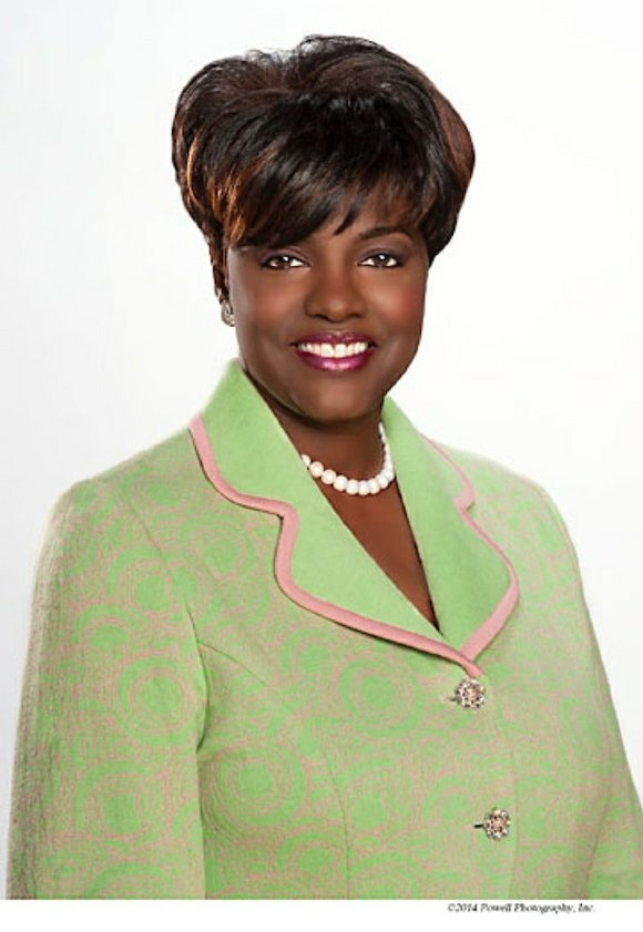 Dorothy Buckhanan Wilson of Milwaukee, Wisconsin, a business executive, was installed as the 2014-2018 International President of Alpha Kappa Alpha ...
