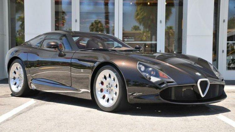 Alfa Romeo TZ Zagato Pops Up For Sale In California Houston Style - Alfa romeo 4c houston