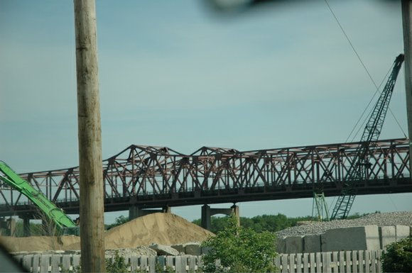 The amount of truck traffic being generated by Centerpoint Intermodal snarls Joliet's roadways even when there is no construction on ...