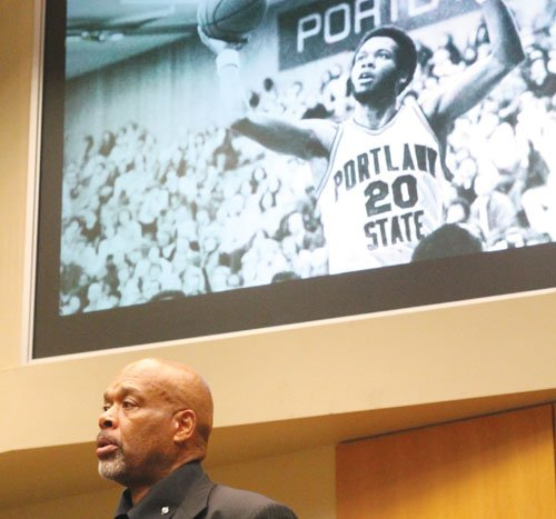 "Legendary Portland State University basketball star Freeman Williams returns to the PSU campus for a preview of ""Inner City Champions,"" a documentary film about his life in south central Los Angeles."