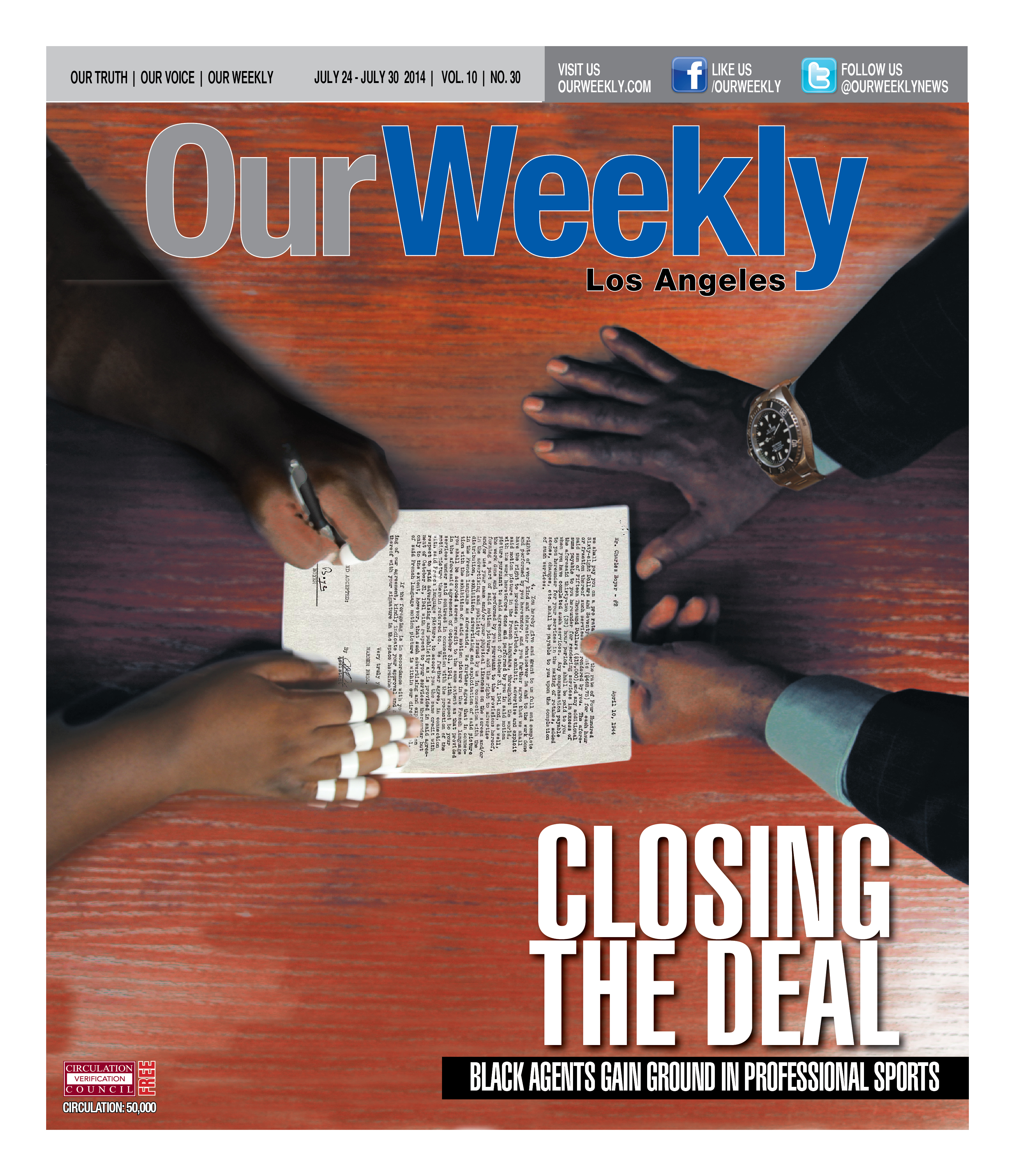 Black Sports Agents Advancing In Professional Athletics Our Weekly
