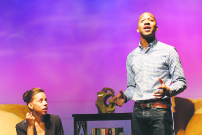 "An independent theater company based in Prince George's County will soon bring to the stage ""Chocolate Covered Ants,"" a play ..."