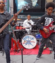 The youth Metal Band from Brooklyn, Unlocking the Truth